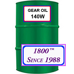 140W GEAR OIL HEAVY DUTY