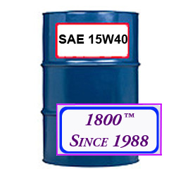 HEAVY DUTY 15W-40 FLEET ENGINE OIL