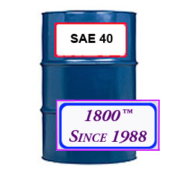 MOTOR OIL SAE 40W HEAVY DUTY