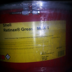 Shell Retinax MDX 1 Grease
