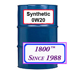0W/20 SYNTHETIC MOTOR OIL