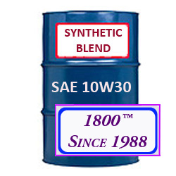 SYNTHETIC BLEND MOTOR OIL 10W30